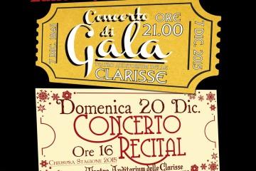 Locandina Concerti Dicembre 2015