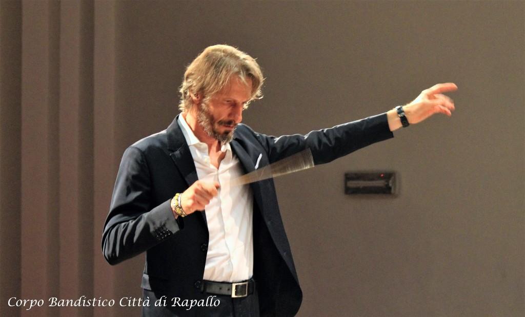 Maestro Daniele Casazza