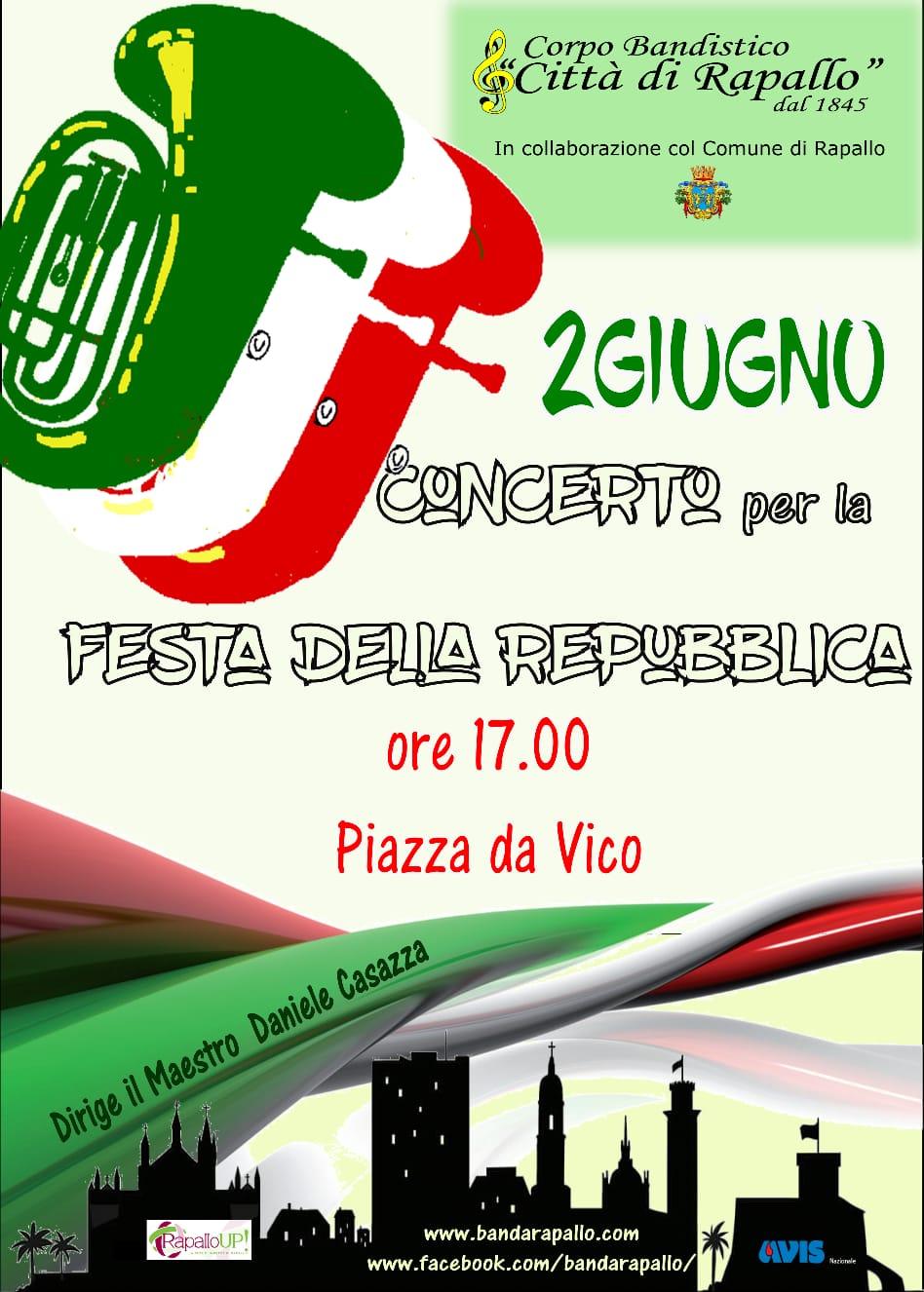 Festa della Repubblica 2019